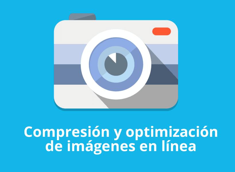 compresión y optimización de imágenes en línea