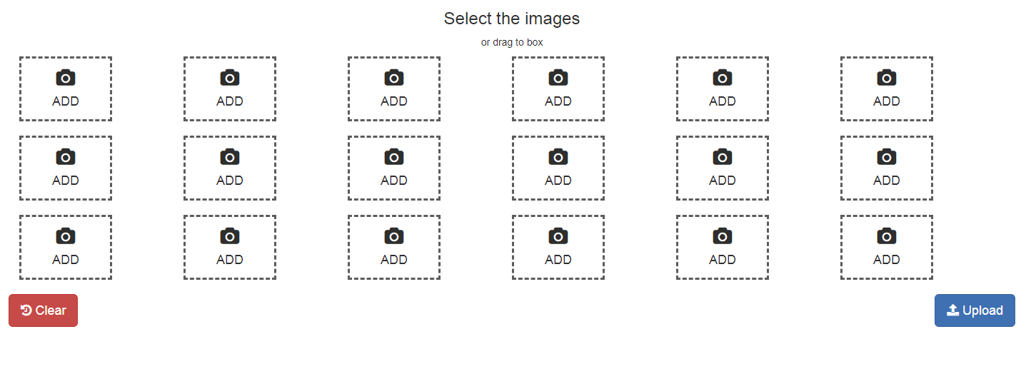 Subir múltiples archivos con el plugins jQuery – uploadHBR.js