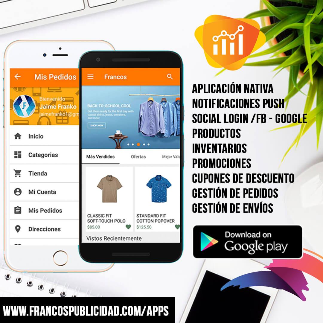 App eCommerce