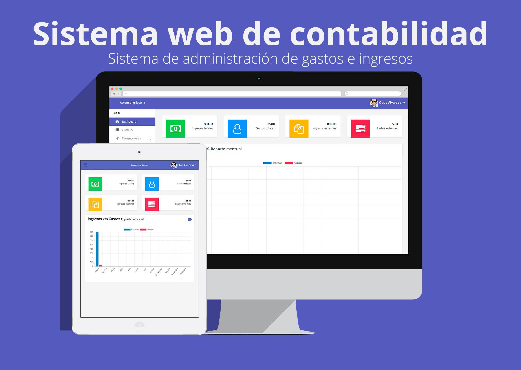 SISTEMA WEB DE CONTABILIDAD