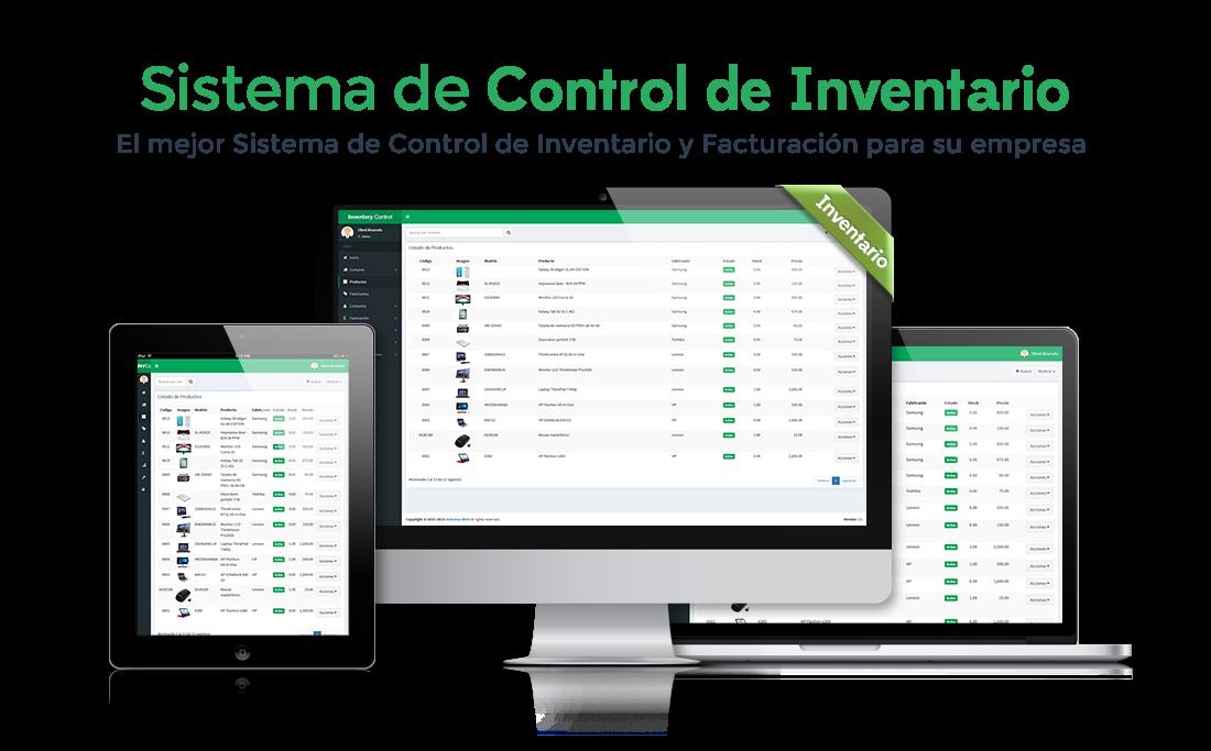 Sistema de inventario